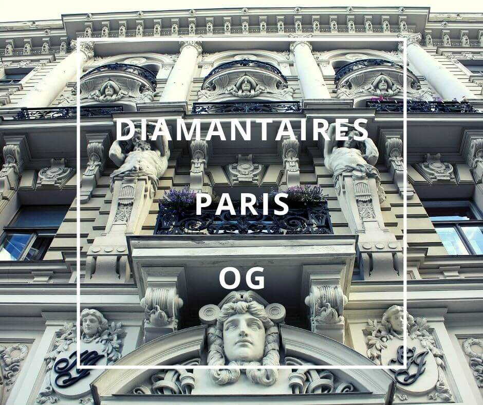 Diamantaire Paris OG - Bijoux anciens