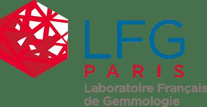 Logo du Laboratoire Français de Gemmologie