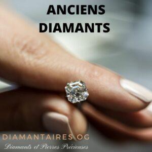 CIBJO ANCIEN DIAMANT