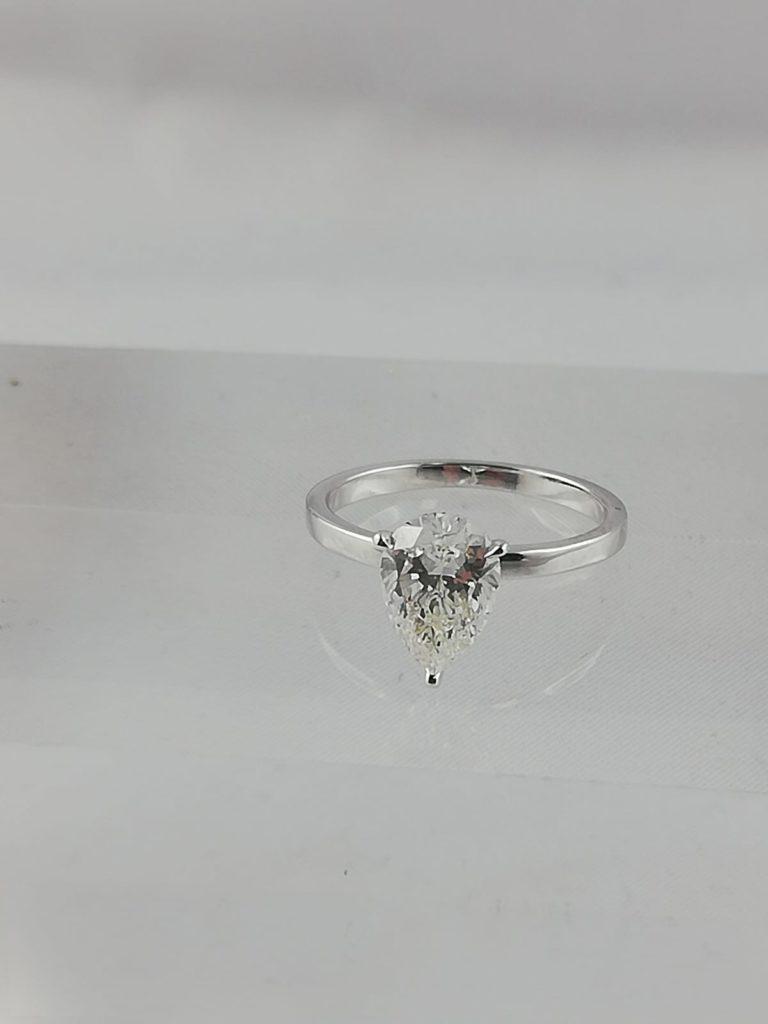 Diamant LGF TAILLE POIRE